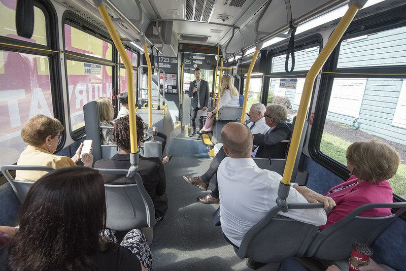 WNY Regional Economic Development Council takes downtown tour
