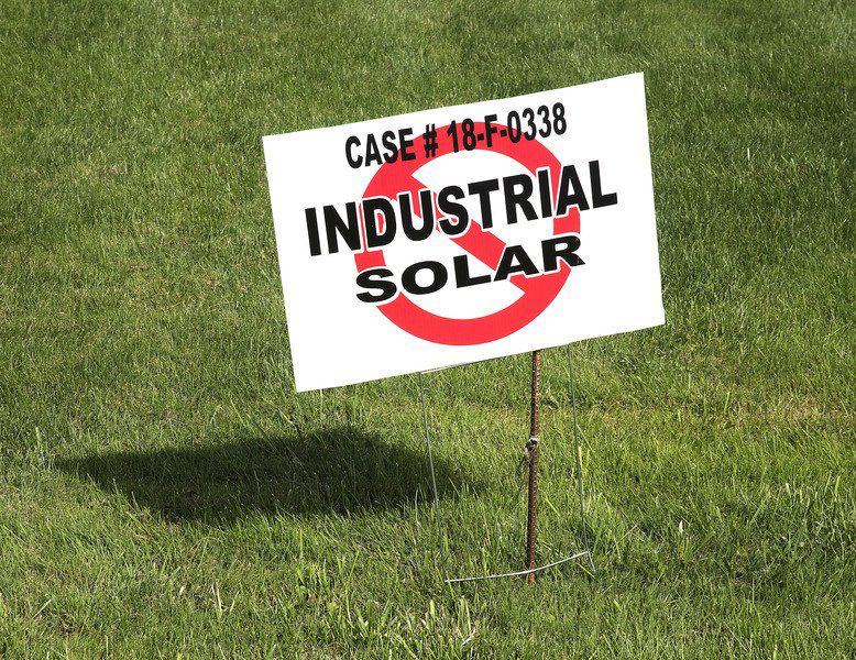 Citizen group now a party to Bear Ridge Solar Project process