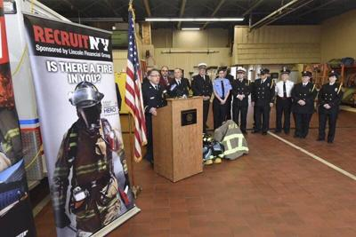 RecruitNY puts out call for volunteer firefighters