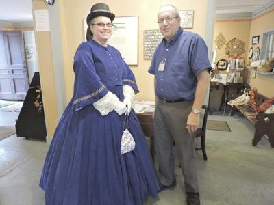 Cobblestone Museum's profile raised