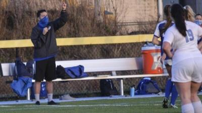 Lockport native Anthony Pellicano coaches Hilbert women's soccer