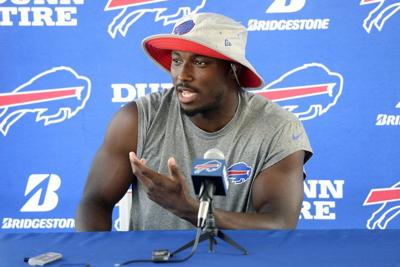 Bills running back McCoy using his doubters as motivation