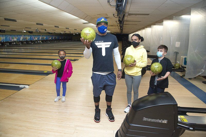 Local business owners step up to back bowling nights