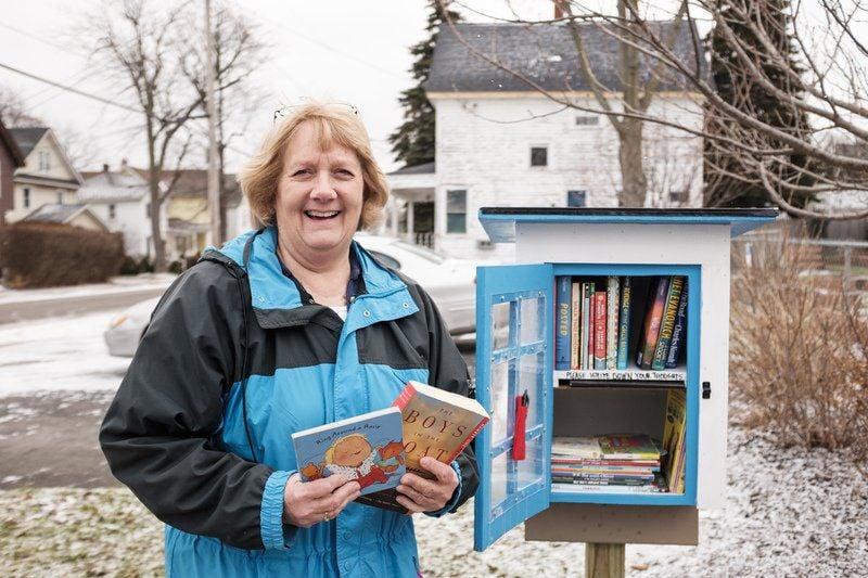 Big idea, little libraries