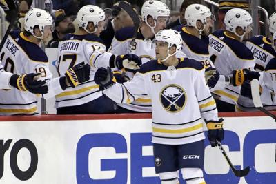 SABRES OPEN WITH AVICTORY