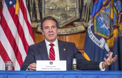 Cuomo to receive International Emmy for virus briefings