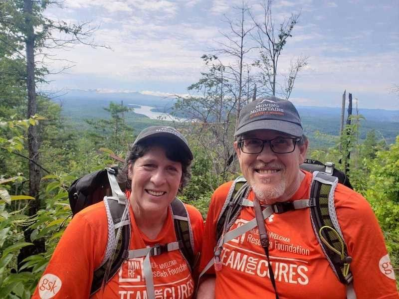 Lyndonville man to hike through 'Fire and Ice' for cancer research