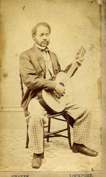 NIAGARA DISCOVERIES: The Richard H. Johnson family