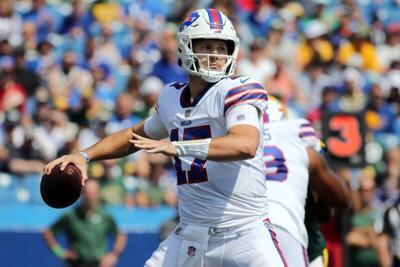 Allen draws comparisons to Big Ben as Bills face Steelers