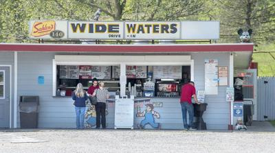 Widewaters Drive-In Restaurant sold