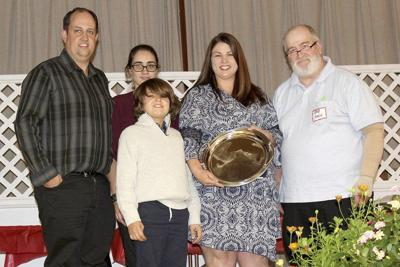 Schroeders are 4-H Family of the Year