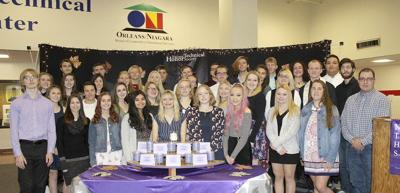 38 Niagara CTE students inducted into honor society