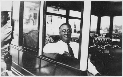 NIAGARA DISCOVERIES: Roosevelts who advocated for the Erie Barge Canal
