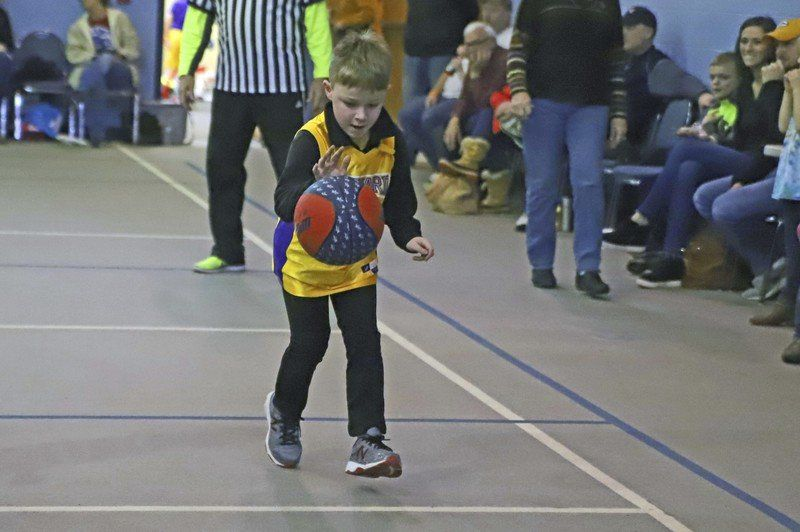 GI's Upward Sports opens its doors to children with special needs