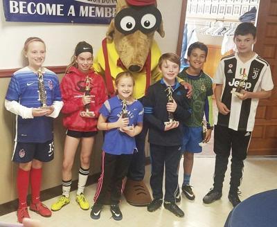 Elks Club Soccer Shoot winners headed to states