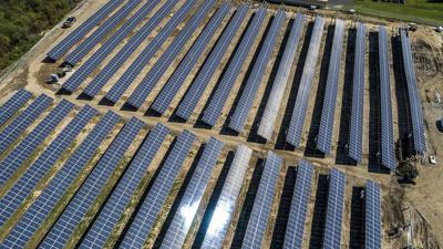 Lockportconsideringtemporary solar moratorium