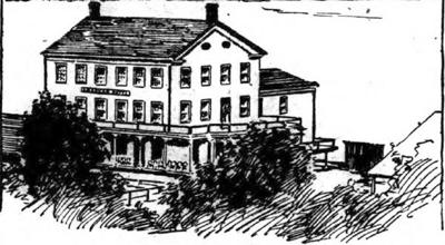 NIAGARA DISCOVERIES:The American Hotel, Lewiston