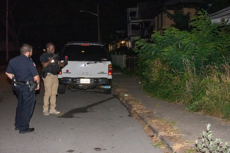 Shooting incidents erupt in the Falls