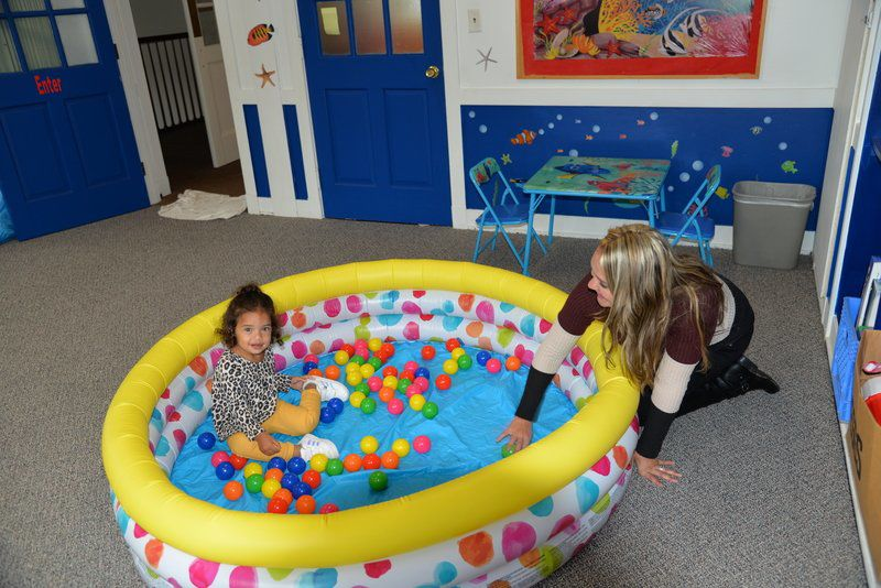 Wee! Fit Gym for Kids offers play opportunities