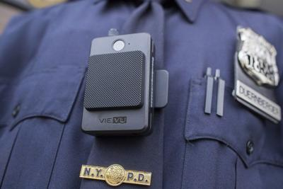 Body cameras sought for state police