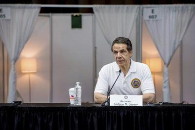 New York shutdown extended as Cuomo shelves ventilator order
