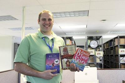Orleans/Niagara BOCES hosts author visits