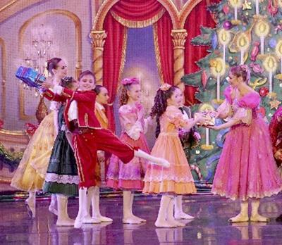 Moscow Ballet's 'Nutcracker' returns to Palace on Nov. 6