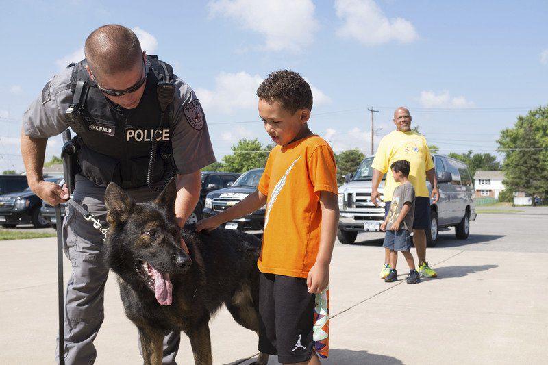 Junior Police program celebrates 20 years