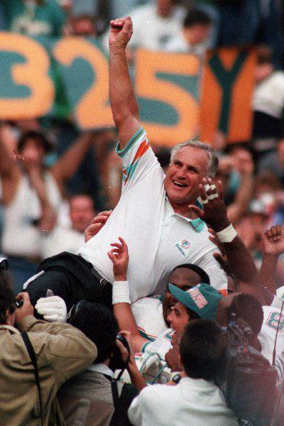 Shula, winningest coach in pro football history, dies at 90