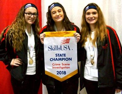 SkillsUSA state contest winners announced