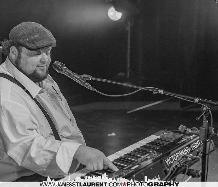 Gasport native Pat Harrington making music in Memphis