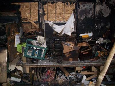 Woodlawn resident hopes to rebuild after fire