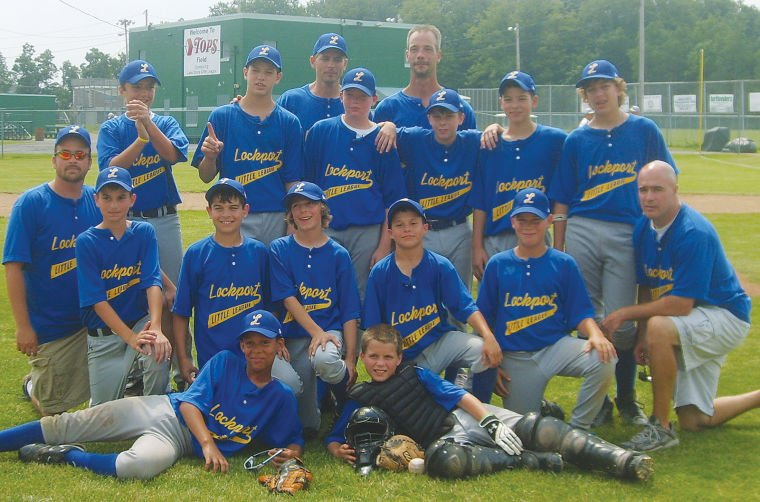 Youth Baseball Lockport Little League Teams Advance Sports Lockportjournal Com