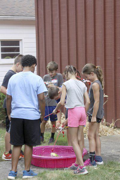 Summer fun: Hands-onhistory lessons for youths