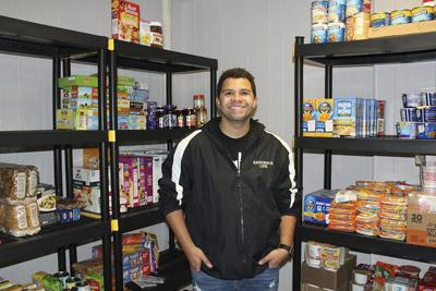 NU sets up food pantry to assist students