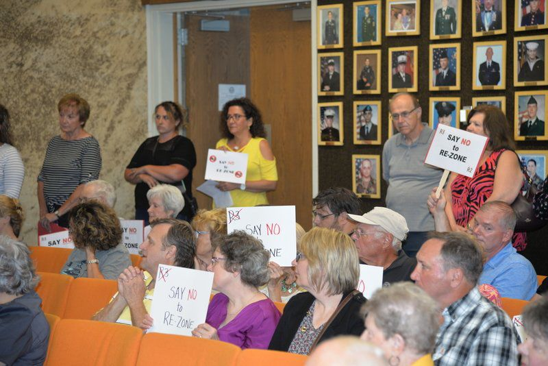 Moratorium hearing draws packed crowd in Lockport