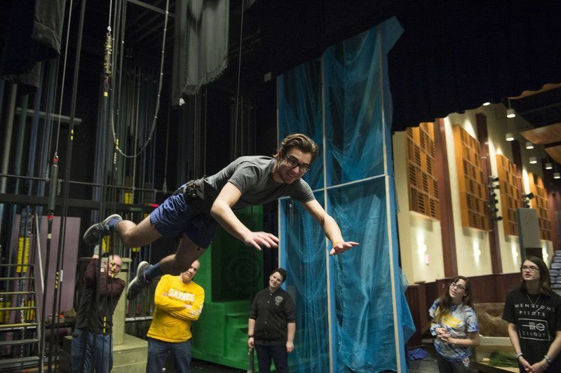 LHS production to feature 'flying' performers | Local News