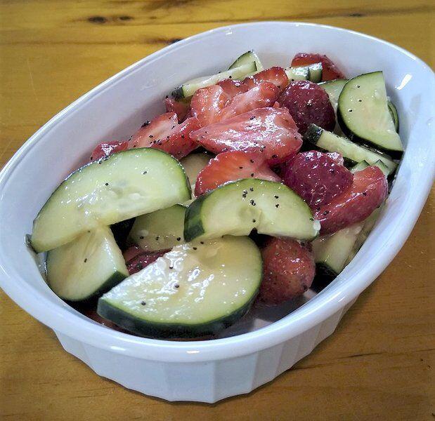NIAGARA EATS: Fresh, simple, superb — a fruit-veggie salad
