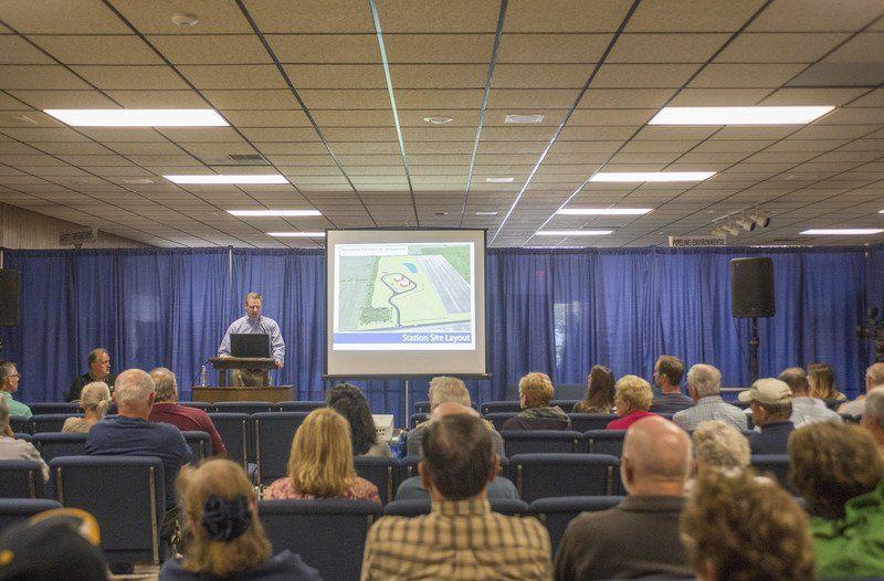Compressor debate continues in Pendleton
