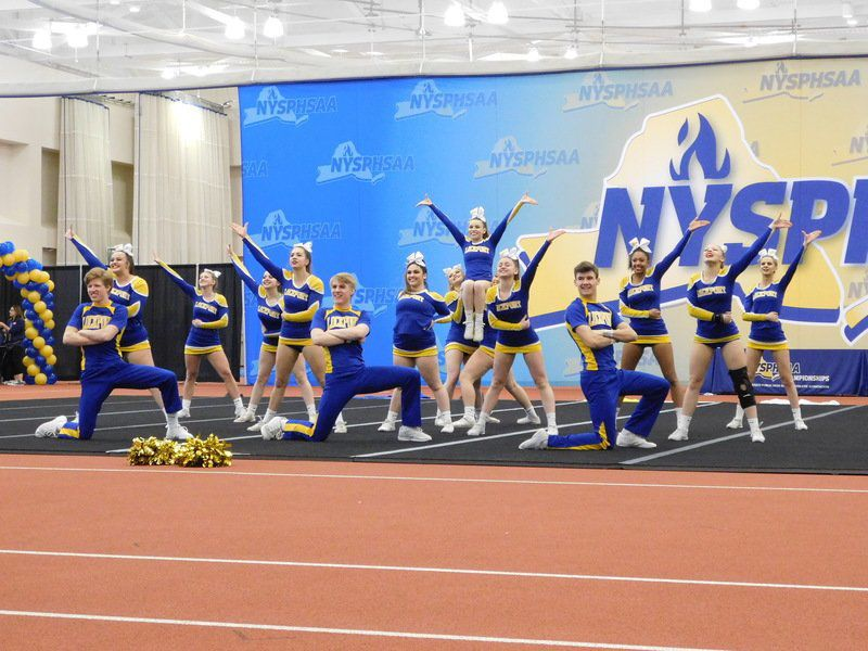 Starpoint 4th; Lions, Lancers close at cheer states