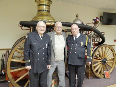 Veteran 'vollies' recognized in Middleport