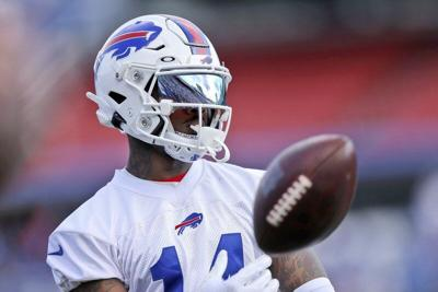 Diggs finds validation in being selected a Bills captain