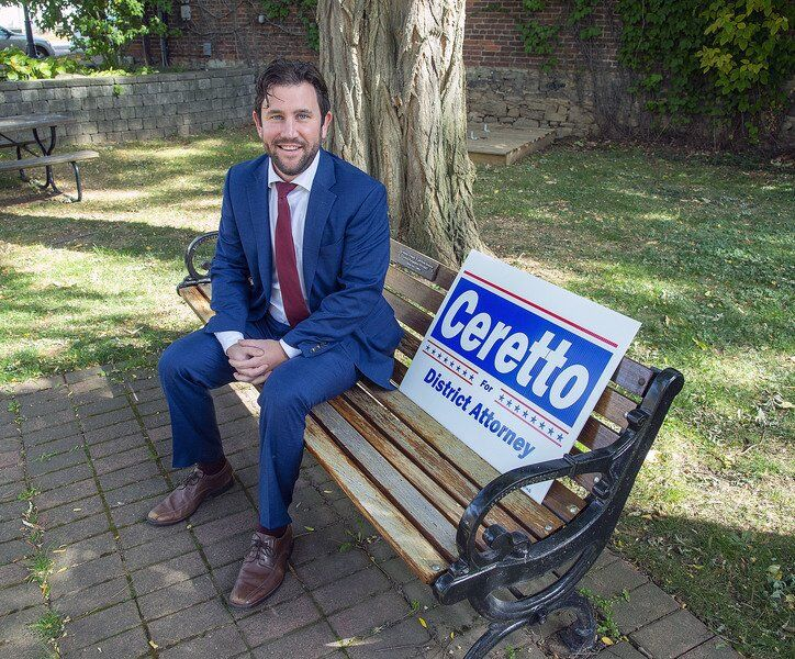 DA candidate Ceretto touts working 'both sides' of court