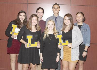 Academic Ls awarded at Lockport High