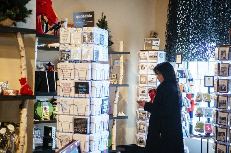 Gift shop added to interior design business
