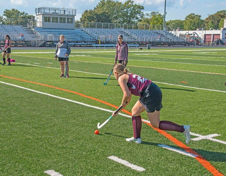 Barker field hockey's expectations remain high despite coaching change
