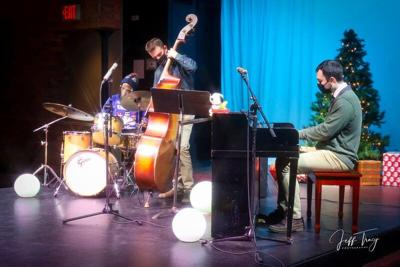 Jazz at the Taylor holiday show goes online