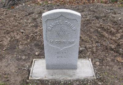 Civil War veteran's grave finally marked inNiagara Falls