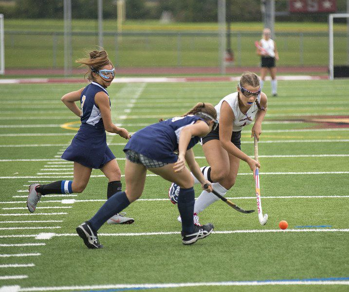 Locals gearing up for field hockey