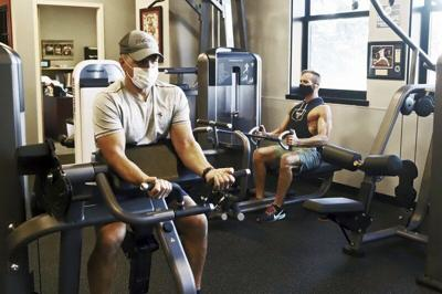 Local gyms reopening after COVID-19 shutdown